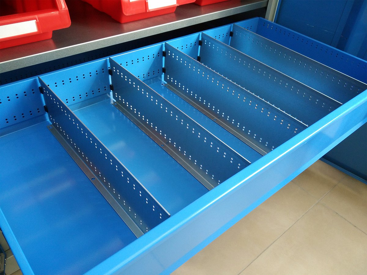 Partitions for DiKom cabinet and cupboard drawers (2)