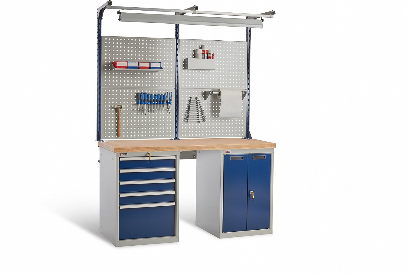 DiKom Workbench VS-150-07
