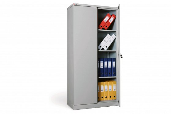 KD-151 Two-door cupboard (3 shelves)