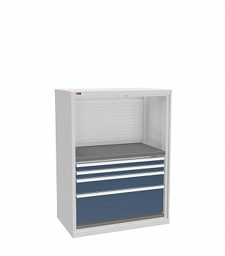 DiKom VS-053-02 Tool Cupboard