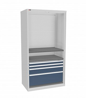 DiKom VS-055-02 Tool Cupboard