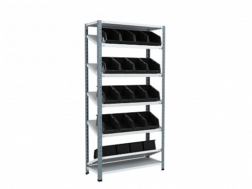 DiKom ST-012 ESD Sloping Shelving