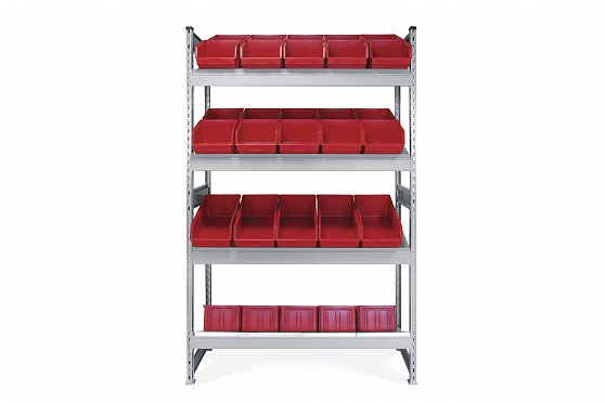 ST-023 Sloping Shelving
