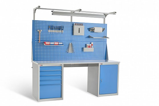 DiKom VL-200-07 Workbench