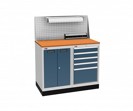 DiKom Workbench Drawer Unit VS-14