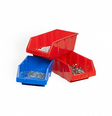 A-series plastic containers