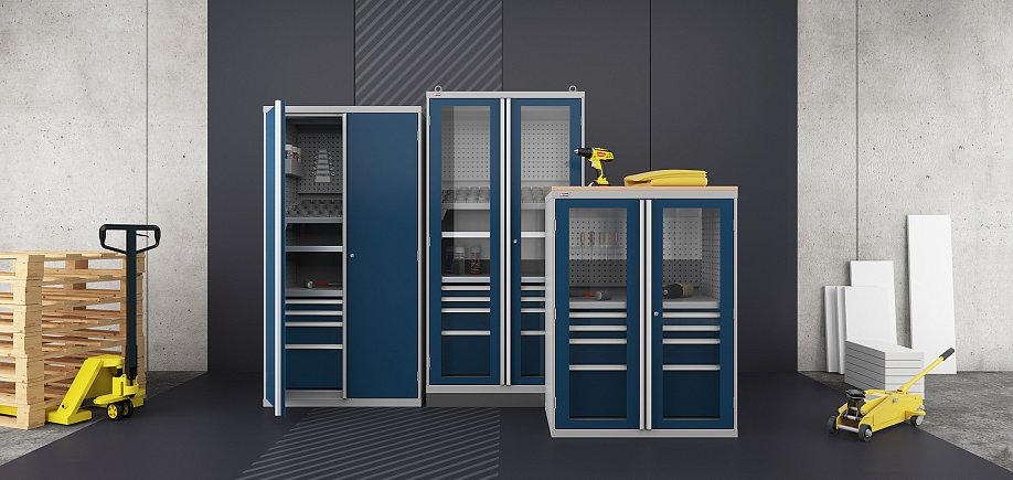 VS tool cabinets