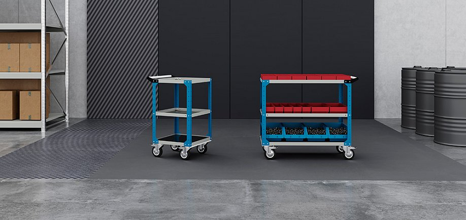VL-K tool trolleys