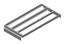 Frame for tool holders-03