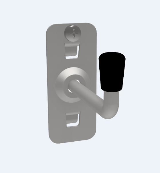 On-panel hook (5 pcs)