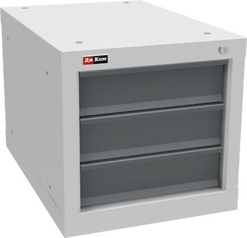 DiKom Suspended Drawer Unit VL-003 ESD