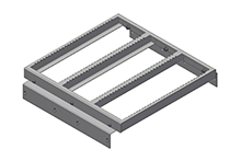 Frame for tool holders-01