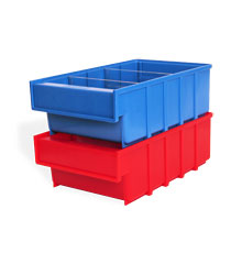 B Plastic drawer, 300 х 185 х 100