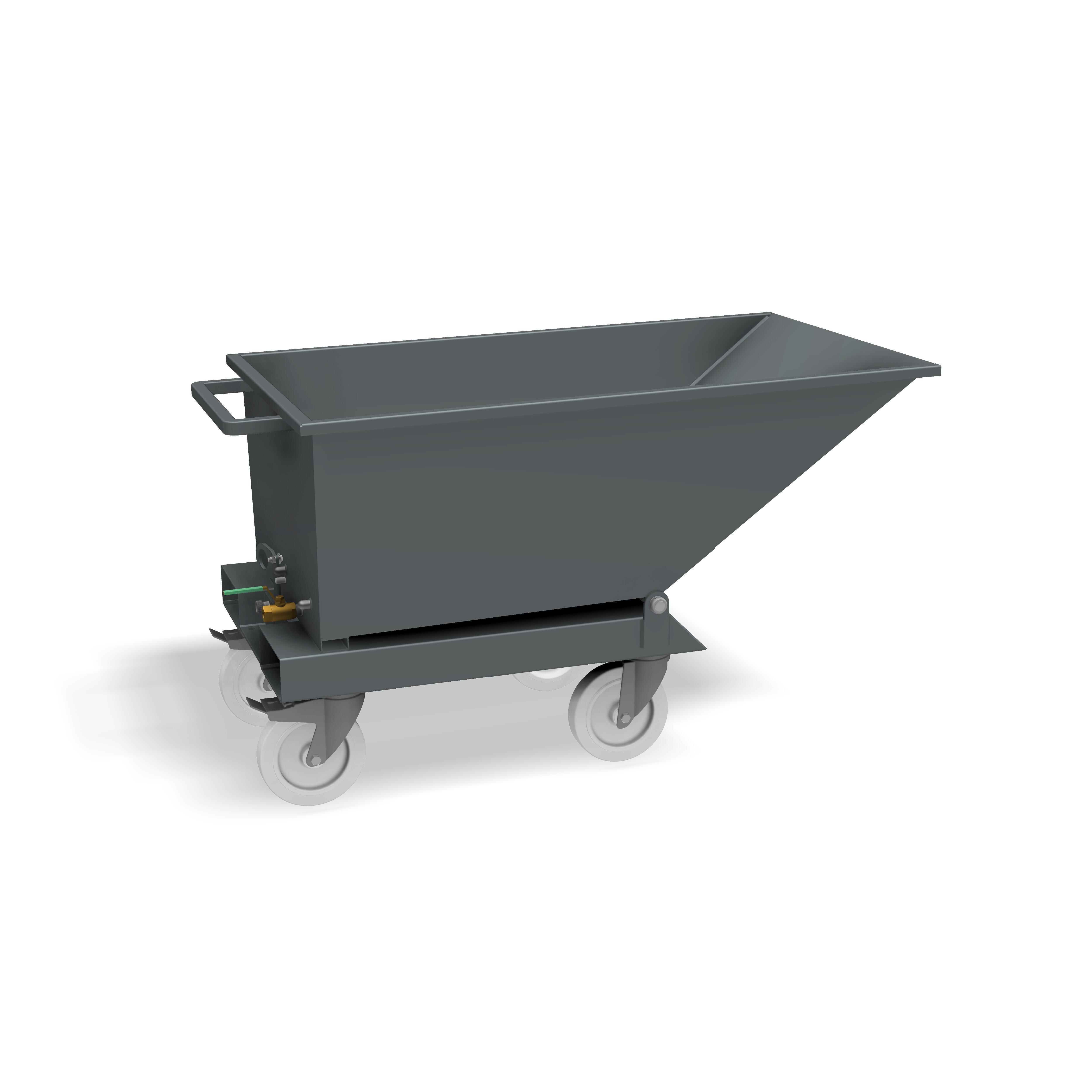 Shavings Container 250 l