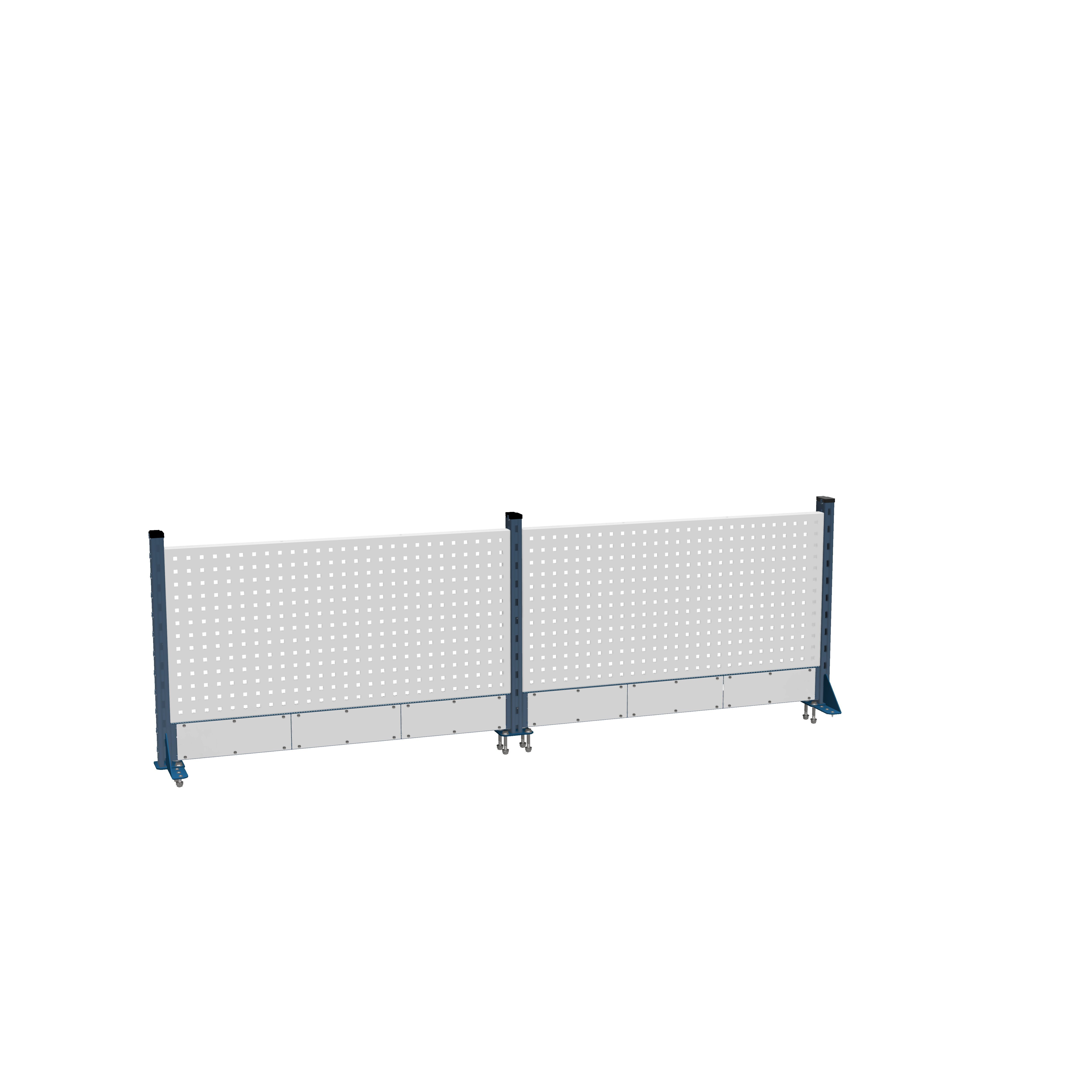 DiKom Perforated Panel VS-200-E1