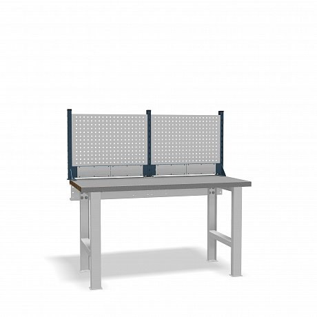 DiKom VS-150-01 Workbench + DiKom Perforated Panel VS-150-E1