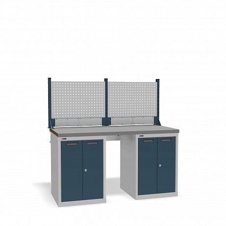 DiKom VS-150-08 Workbench + DiKom Perforated Panel VS-150-E1