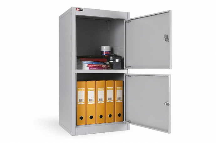 KD-112 Office Cupboard (no shelves) ready-to-assemble