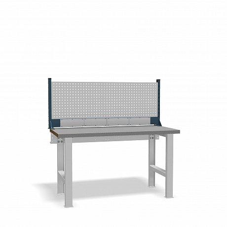 DiKom VS-150-01 Workbench + DiKom Perforated Panel VS-150-E4